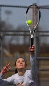 Margaret Shinn, Chesterton sophomore tennis player