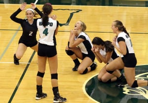 Vikings capture first girls volleyball regional title since 1991