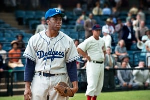 Jackie Robinson's fight in baseball continues