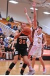 Bonewits goes up for two in Griffith semifinal win