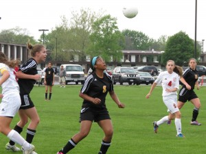 FRIDAY'S ILLINOIS PREP ROUNDUP: Marian Catholic wins girls soccer regional title