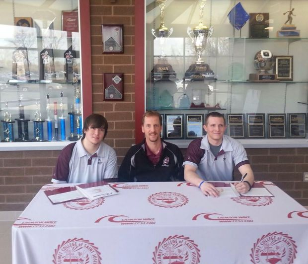 Prep standouts Kammer, Hansen, sign with CCSJ
