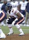 Bostic gets chance at middle linebacker