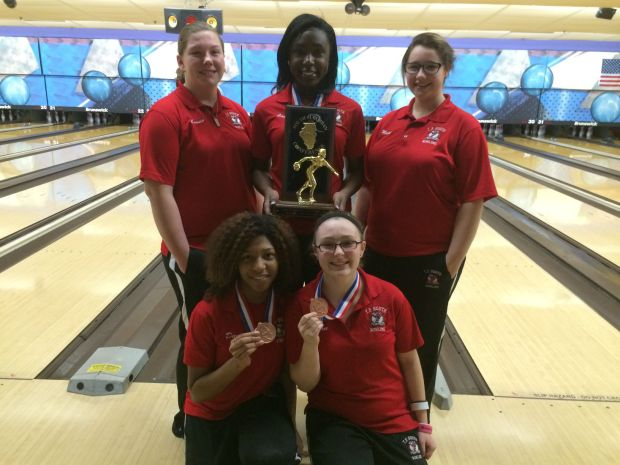 T.F. South win SSC Blue girls bowling title