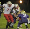 Hobart at Morton football 2
