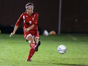 Lauren O'Keefe hopes to lead Crown Point to better finish in '14