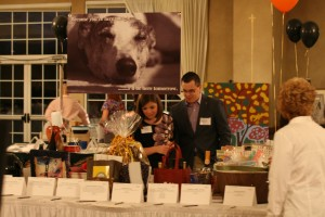 Auction raises funds for greyhound rescue group
