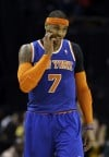 Knicks try to recover from illness, offensive woes vs. Pacers
