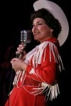 A new actress steps in as Patsy Cline