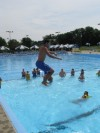 World's Largest Swimming Lesson focuses on water safety