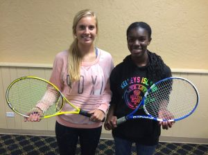 Illiana Christian duo playing well