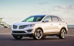 Lincoln MKC inspires with unique design