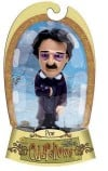 Edgar Allan Poe Bobblehead Prize at Nerds at Heart Dating Party in Chicago