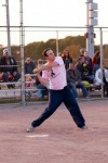 Cops, firefighters vie in benefit softball game