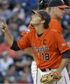 Wilson carries Virginia to 8-1 win over Cal in College World Series