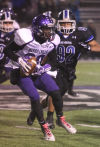 Lake Central at Merrillville football