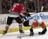 Blackhawks win wild Stanley Cup Game 1
