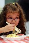 Campagna Academy's annual spaghetti dinner