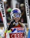 Vonn wins 1st race since concussion 3 weeks ago