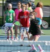 Youth tennis camp continues