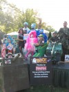 Costume Contest Winners at Brookfield Zoo for Sunday, Oct. 23, 2011