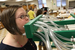 Local teams prep for state Science Olympiad
