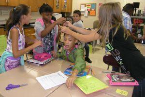 MIS Marshmallow Challenge has STEM applications