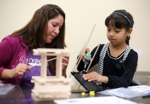 Library hosts Science Club program for kids