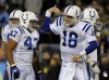 Manning throws for 319, Colts beat Titans 30-28