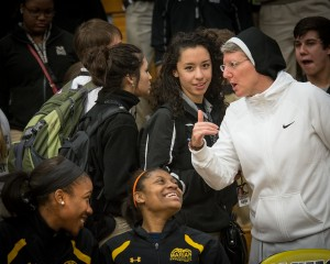 Marian Catholic sends girls basketball team off to state finals