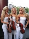 OFFBEAT: Polish triplets musical group Alizma an entertaining young trio from 'the old country'