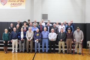 St. John Honors Veterans in All-School Assembly