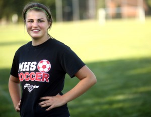 Munster's Goodrich hopes to lead the Mustangs to postseason glory