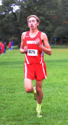 Munster's Ryan Kritzer was the boys individual champion