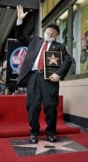 Theodore Bikel at 2005 Star Walk of Fame Ceremony