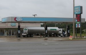 Gasoline prices fuel perception