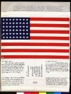 Flag with Sewn Messages from Museum Exhibit