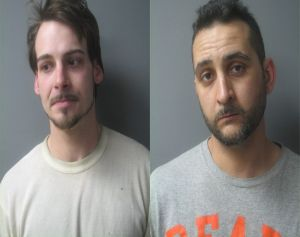 Illinois men charged in connection with residential burglary in Dyer