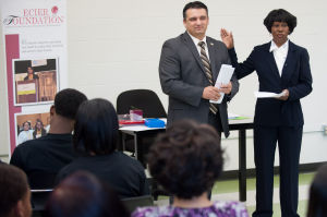 ECIER Foundation program at JWA Boys & Girls Club encourages youth to seize the opportunities