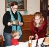 Local group promotes Renaissance lifestyle with Medieval Festival at Valparaiso Public Library