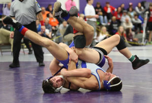Host Merrillville reclaims DAC wrestling title from CP
