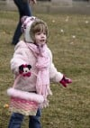 Kids have a hoppin' good time at C.P. Easter breakfast