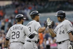 Semien's slam lifts White Sox over Tigers
