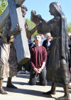 St. John's Global Attraction: Shrine of Christ's Passion shares Jesus' last journey