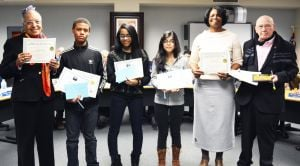 D.148 top science fair winners honored