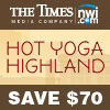 Buy Local Deals - Hot Yoga
