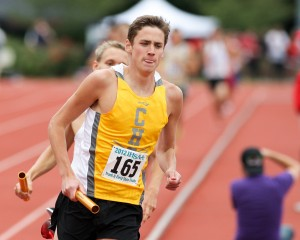 Region still holds claim to five long-standing boys track state marks