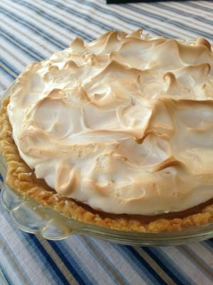 FROM the FARM: Delicious vinegar pie an old-fashioned find