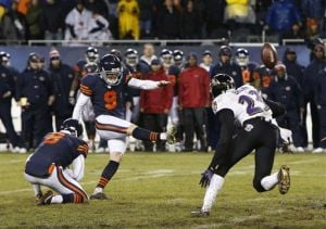 Gallery: Bears defeat Ravens in OT