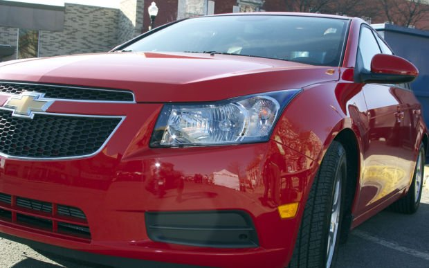 Enter today for your chance to win a 2014 Chevy Cruze